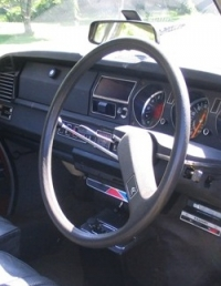 post 72 steering wheel