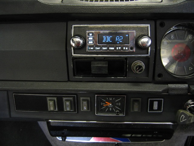Retro Styled Radio That Fits The 69> Ds Dash Also With Mp3 And Usb Inputs: Citroen Ds 21 Wiring Diagram At Hrqsolutions.co